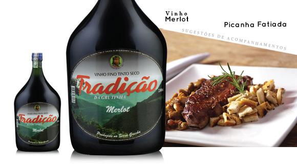 Vinho-Merlot-Tradição-2L