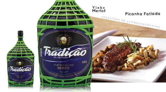 Vinho-Merlot-Tradição-4,6L
